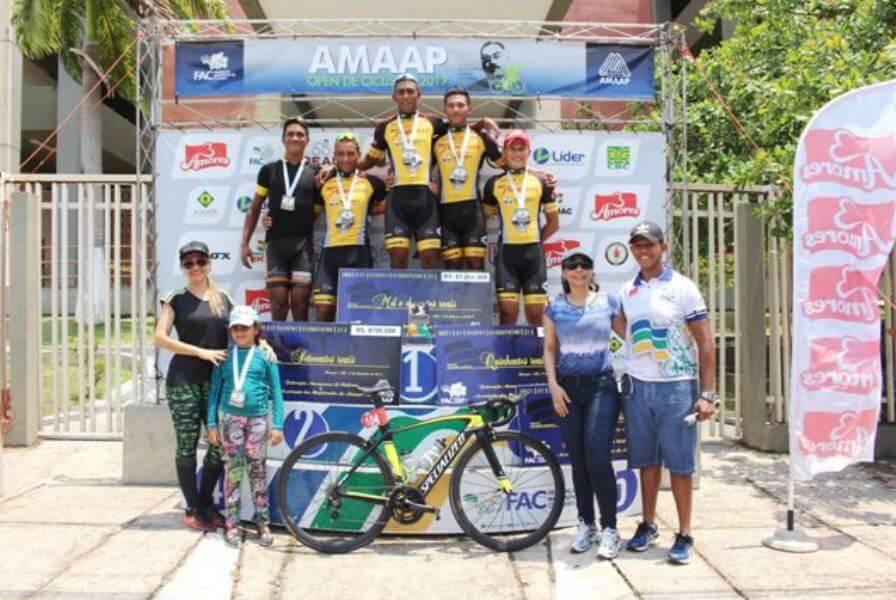 AMAAP Open de Ciclismo alcança recorde de inscritos em 2017