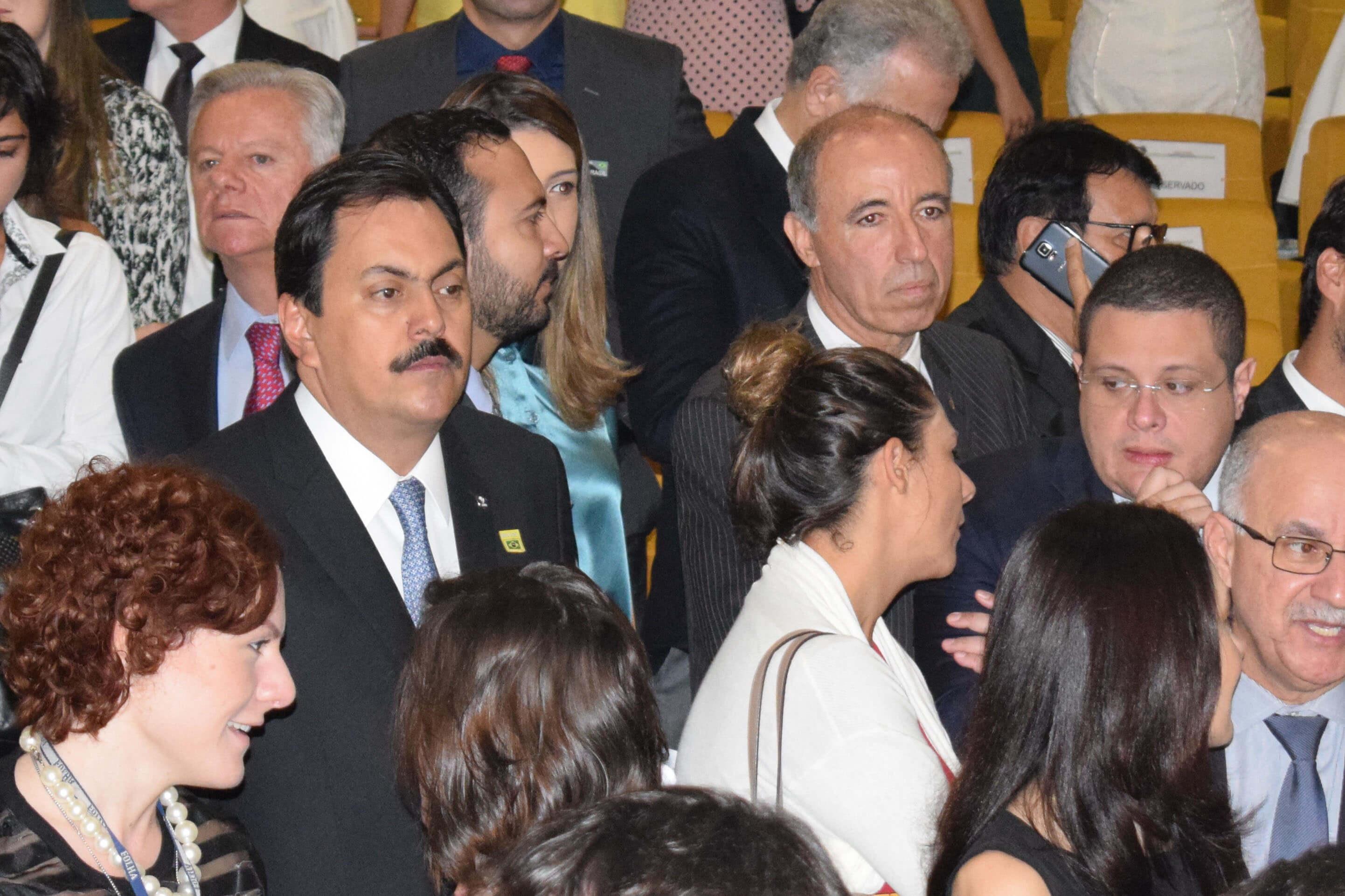 Presidente da AMB prestigia posse da nova procuradora-geral da República