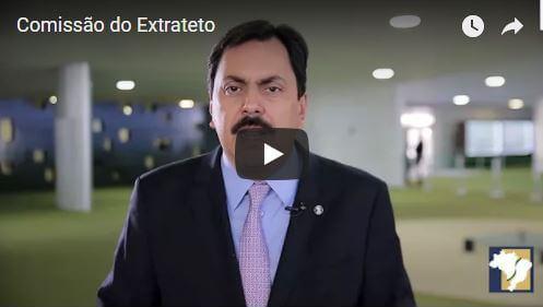 Vídeo sobre o PL do Extrateto - Jayme de Oliveira