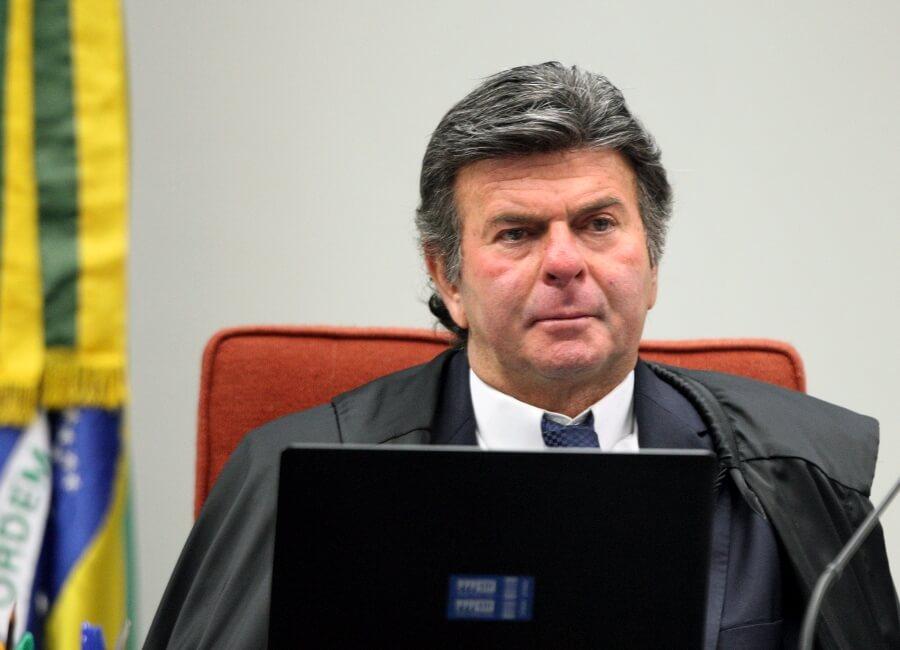 Luiz Fux eleito